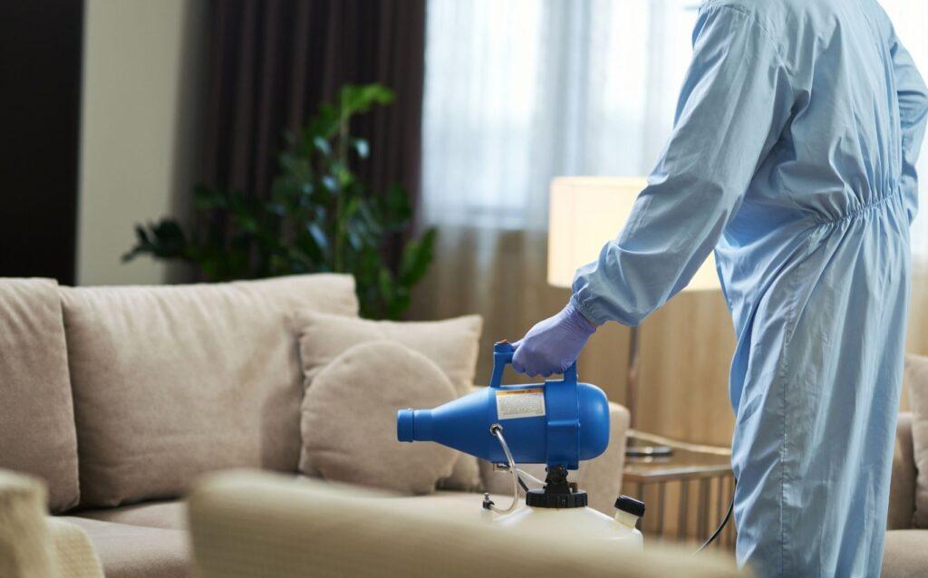 Απολύμανση στρωμάτων – καναπέδων – χαλιών